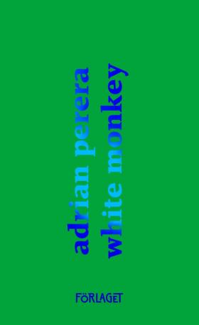 green cover with blue writing