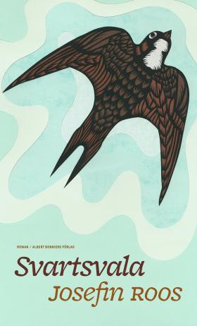 Svartsvala book cover: black swallow