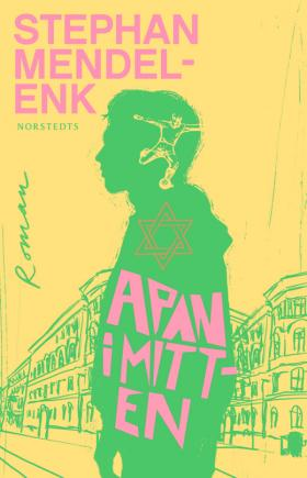 Book cover of Apan i mitten