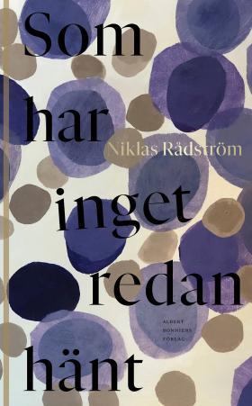 book cover of som har inget redan hänt