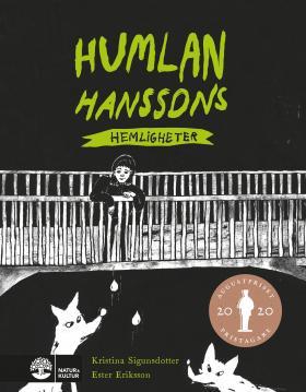 Book cover of Humlan Hanssons Hemligheter