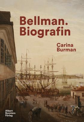 Bellman. Biografin book cover