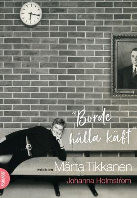 Book cover of Borde hålla käft