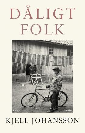 Book cover of Dåligt folk