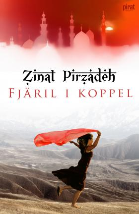 Book cover of Fjäril i koppel