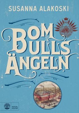 book cover of Bomullsängeln