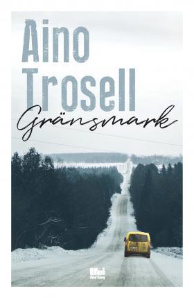 Book cover of Gränsmark