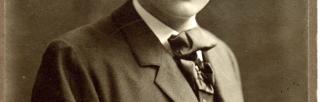 Hjalmar Bergman in 1908